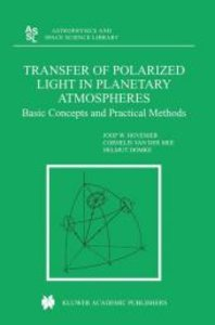 Transfer of Polarized Light in Planetary Atmospheres