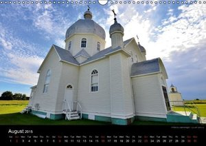 Monuments of Canada 2015 (Wall Calendar 2015 DIN A3 Landscape)