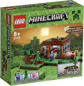 LEGO ® Minecraft 21115 - First Night