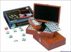 Philos 3166 - Mah Jongg, Designbox, mit arabischen Zeichen