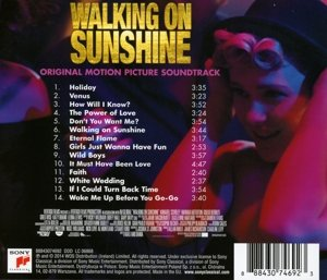 Walking on Sunshine/OST