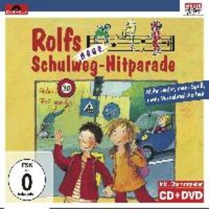 Rolfs neue Schulweg-Hitparade. CD + DVD