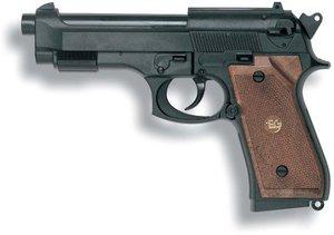 Edison Giocattoli 8026027 - Pistole Parabellum