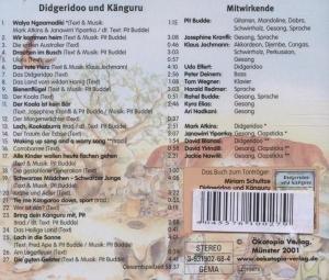 Didgeridoo Und Känguru