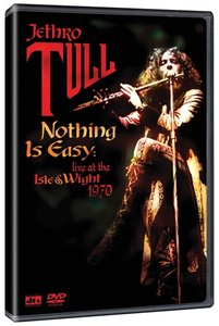 Nothing Is Easy: Live At The Iow 1970 (DVD)
