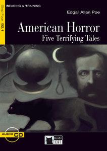American Horror Buch mit CD