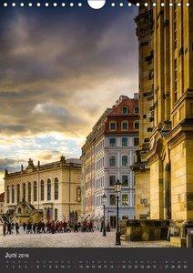Mein Dresden (Wandkalender 2016 DIN A4 hoch)