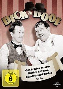 Dick & Doof - Gelächter in der Nacht / Ohne Furcht und Tadel u.