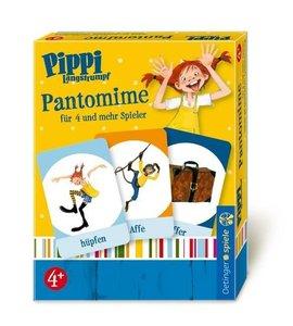Pippi Langstrumpf Kartenspiel Pantomime