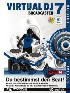 Virtual DJ 7 Broadcaster - Special Edition