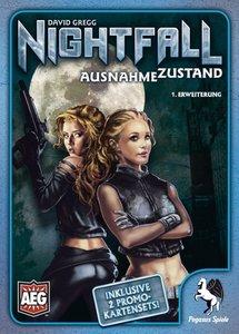 Pegasus Spiele 51051G - Nightfall: Ausnahmezustand (1. Erweiteru