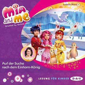 Mia and me 23: Auf der Suche nach dem Einhorn-König