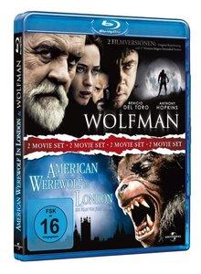 Wolfman & American Werewolf - Fürchte den Mond
