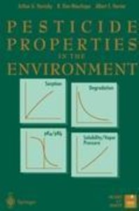 Pesticide Properties in the Environment