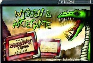 Adlung Spiele - Zauberschwert & Drachenei, Wissen & Artefakte (S