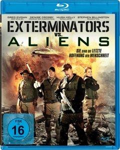 Exterminators vs. Aliens (Blu-ray)