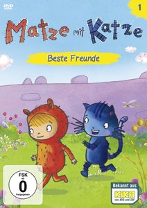 Matze mit Katze - DVD 1, Folgen 01 - 10