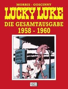 Lucky Luke Gesamtausgabe 1958 - 1960