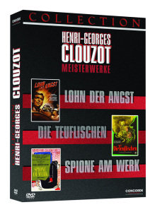 Henri-Georges Clouzot Collection (DVD)