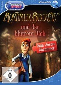 Mortimer Beckett und der blutrote Dieb (Wimmelbild)