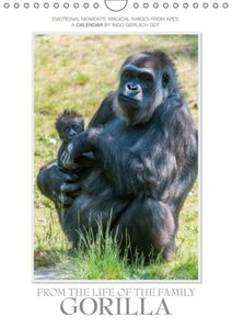 Emotional Moments: From the Life of the Family Gorilla / UK-Vers