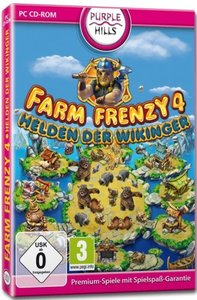 Yellow Valley: Farm Frenzy 4 - Helden der Wikinger