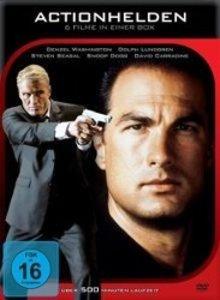 Actionhelden (2 DVD Modularbook-Edition)