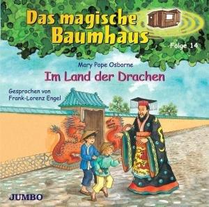 Das Magische Baumhaus 14/Drachen,Im Land Der
