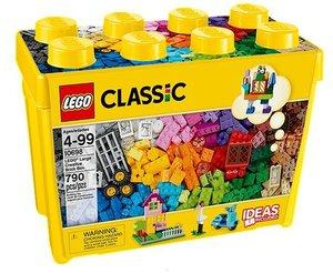 LEGO Classic 10698 - Grosse Bausteine Box