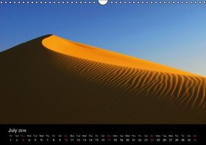 Beautiful Sahara (Wall Calendar 2016 DIN A3 Landscape)