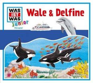 Was ist was Junior Hörspiel-CD: Wale & Delfine