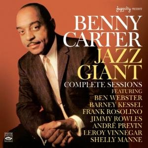 Jazz Giant-Complete Sessions+Bonus Tracks