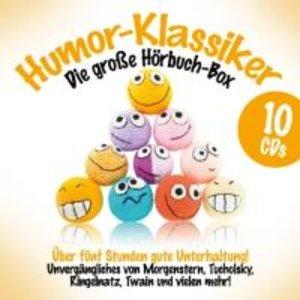 Humor-Klassiker: Die Hörbuch Box