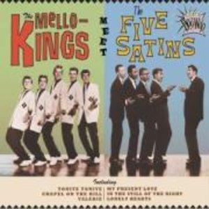Essential Doo Wop:The Mello-Kings Meet The Five Sa