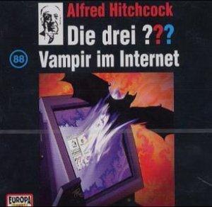 Die drei ??? 088. Vampir im Internet. (drei Fragezeichen). CD