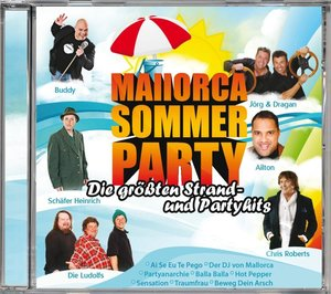 Mallorca Sommer Party/Die Größten Strand-Und Part