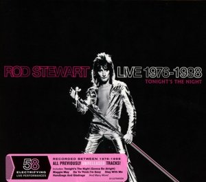 Live 1976-1998:Tonight's The Night