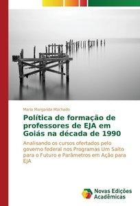 Política de formação de professores de EJA em Goiás na década de