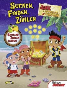 Jake und die Nimmerland Piraten - Suchen, Finden, Zählen