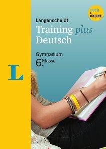 Langenscheidt Training plus Deutsch 6. Klasse
