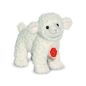 Teddy Hermann 93434 - Lamm stehend, 20 cm
