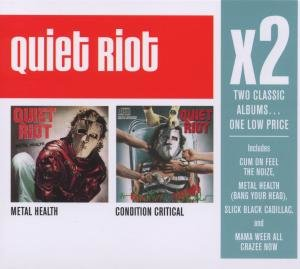 X2 (Metal Health/Condition Critical)