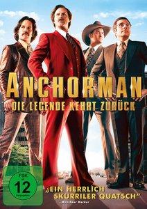Anchorman - Die Legende kehrt zurück