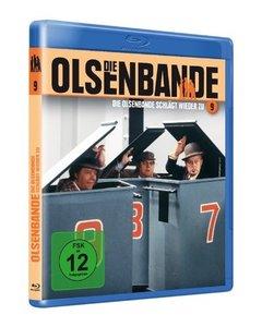 Die Olsenbande - 09 - Schlägt wieder zu