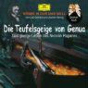 Krimis-Die Teufelsgeige Von Genua (Paganini)