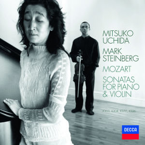 Mozart: Sonatas For Piano And Violin