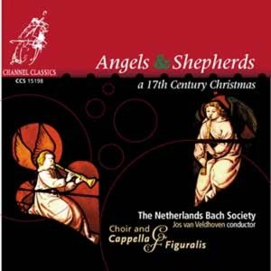 Angels & Shepherds-a 17th Century Christmas