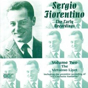 Die frühen Aufnahmen Vol.2-Der virtuose Liszt