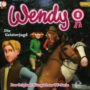 (8)Original Hörspiel z.TV-Serie-Die Geisterjagd