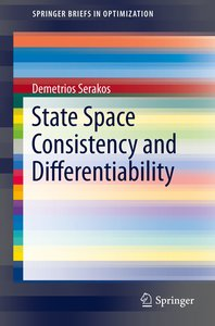 State Space Consistency and Differentiability
